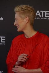 "Tilda Swinton en el Festival de Cine de Sitges 2018 • <a style=""font-size:0.8em;"" href=""http://www.flickr.com/photos/66091014@N00/31231313858/"" target=""_blank"">View on Flickr</a>"