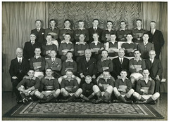 Williamstown CYMS Football Club - 1940 - Runners Up