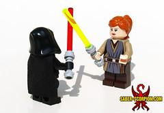 Apprentice of the Light vs. Dark Lord