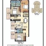 ambika-la-parisian-tromphe-tower-D-floor-plan-Unit-2-and-3
