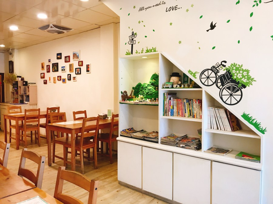 (關門大吉)[桃園美食]法諾米Follow Me Pasta.桃園南門市場附近平價義大利麵~買菜累了可以用餐休息的好地方 @VIVIYU小世界