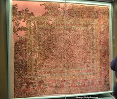 Pazyryk carpet is the oldest one in the world