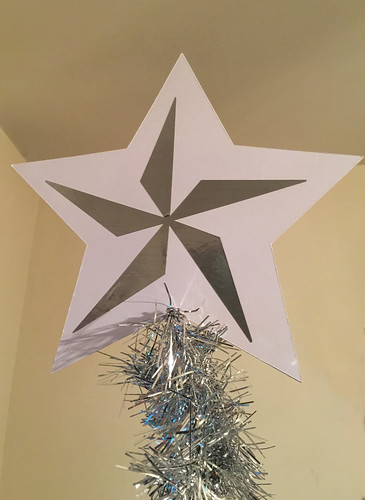 star on the tree