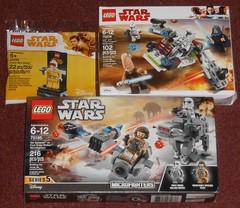 Lego - Star Wars Sets