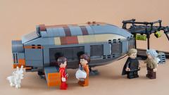 Transporter / Microfighter