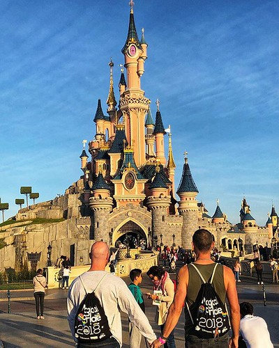 Today is all about...Disney adventures continue