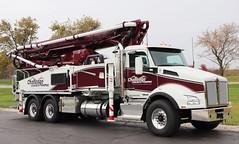 Challenge Concrete Pumping Truck at Putzmeister