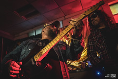 20181103 - Fast Eddie Nelson | Barreiro Rocks'18 @ Grupo Desportivo dos Ferroviário do Barreiro
