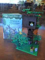 Woodneath Library Display