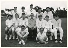 St Mary's Cricket Club - 1965-66 - Team Photo