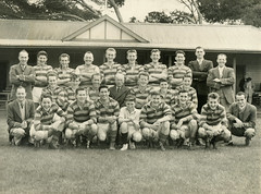 Williamstown CYMS Football Club - 1956 - Premiers