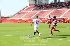 Sevilla Atlético - Recreativo Granada