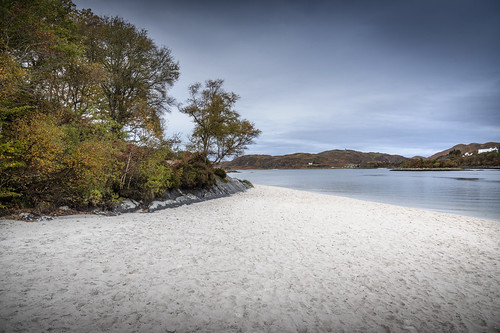 'Silver Sands' at Morar, near Mallaig