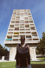 Cité Radieuse de Marseille by Le Corbusier
