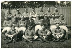 Williamstown CYMS Football Club - 1939 - Runners Up - B Grade