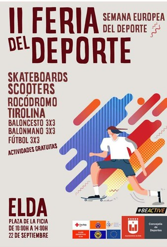 II FERIA DEL DEPORTE (22-09-18)