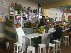 Jugeria im Markt Wanchaq unser geliebter Aufenthaltsort:-)