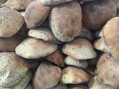 Chapla Pan auf dem Markt in Ayacucho