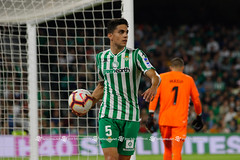 Galería: Real Betis - Real Valladolid