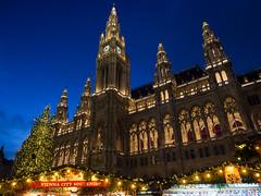 Wiener Rathaus, 2. Adventssonntag