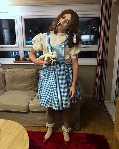 Today is all about...dead Dorothy