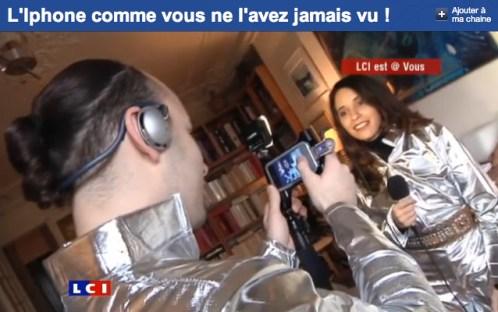 LCI / Natacha Quester-Séméon et Sacha Quester-Séméon 2010 (+ Wat 100 000 vues)