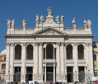 Rome, Basilica of St. John Lateran