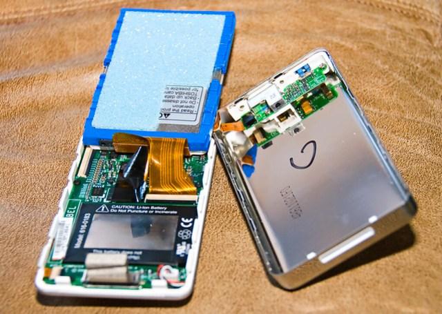 Dead 4G iPod