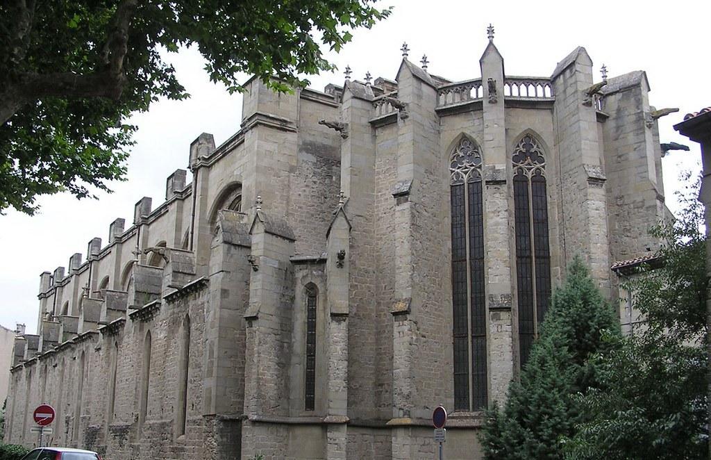 Catedral Saint-Michel de Carcasona Francia 05