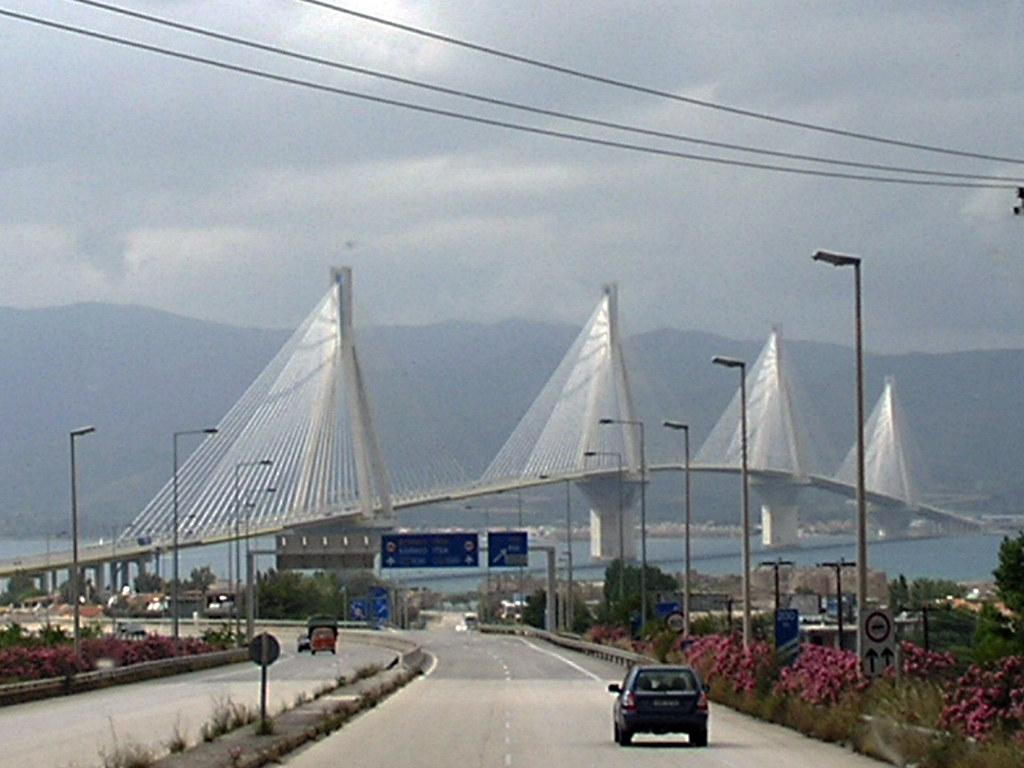 Grecia puente de Río-Antirio 05