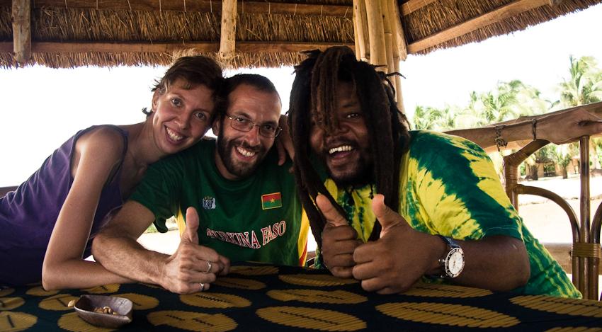 Manu, JC, Gildas