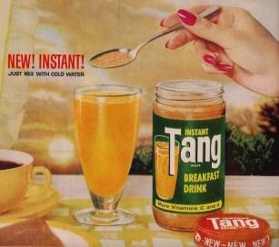 IT'S...1959! Tang Breakfast Drink
