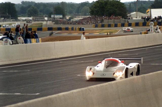 1991 Le Mans-No.1 Sauber Mercedes C11
