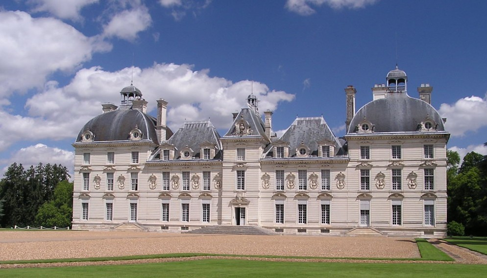 Castillo Cheverny Francia 04