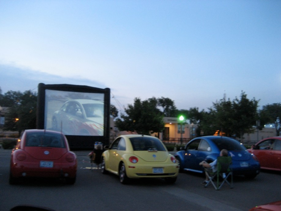 New Beetle Drive-In Theater
