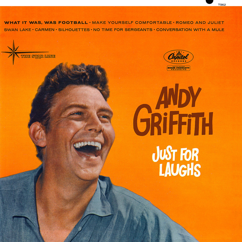 Andy Griffith - Just for Laughs