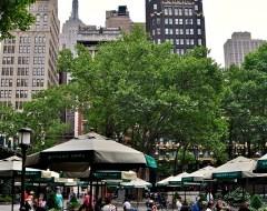 NYC- Bryant Park