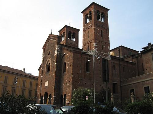 Milano [Santo Sepolcro]