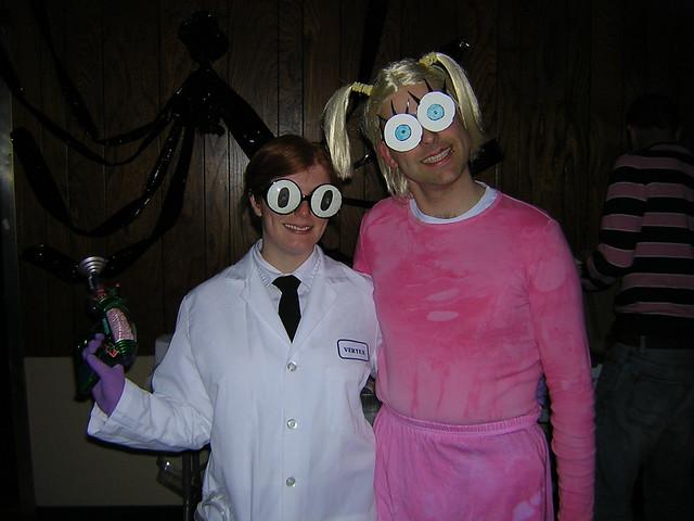 Dexter and Dee Dee