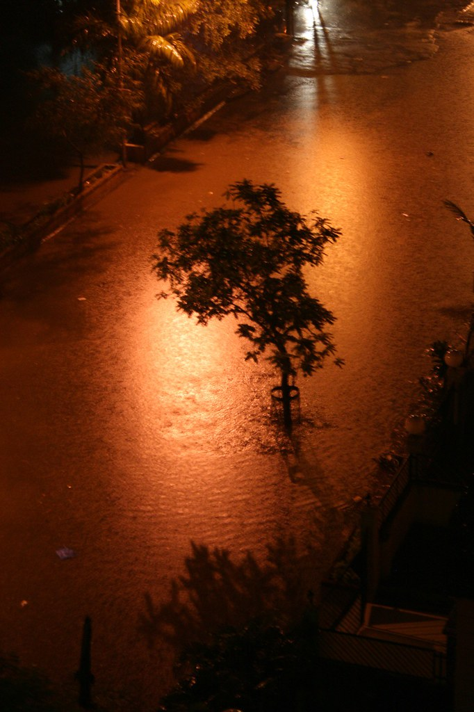 Night of Heavy Rain - 1