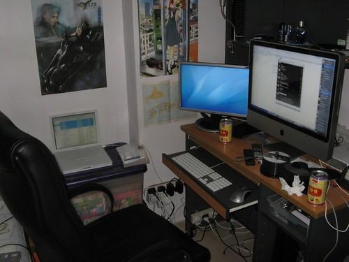 iMac Setup 4