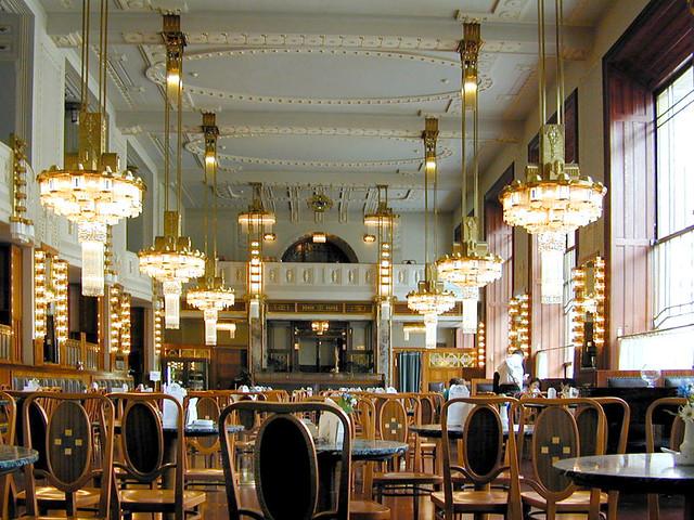 Le Caf De La Maison Municipale De Prague Flickr Photo