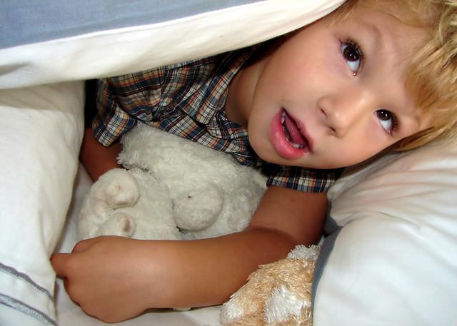 pillow peek