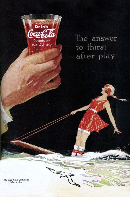 Coca-Cola - published in Woman's World - June 1922