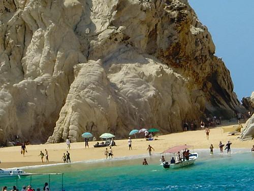 Cabos San Lucas- Lover's Beach