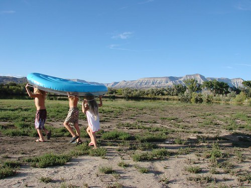 Canyon Lake Campground, CO 004