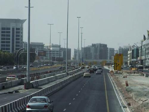 Dubaï street