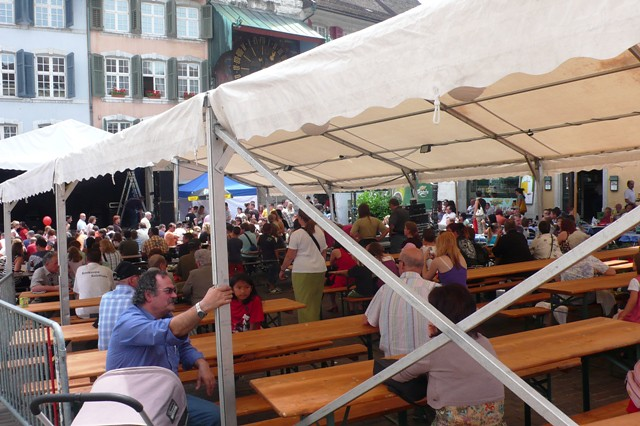 Market Party Solothurn 2007