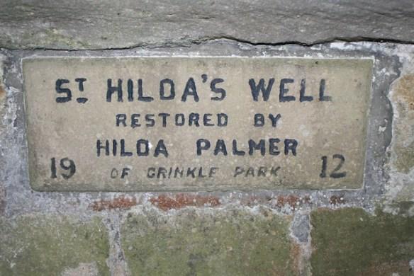 St Hildas Well Hinderwell