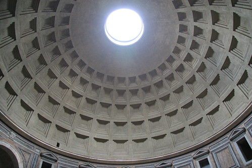 Pantheon Roof by webmink